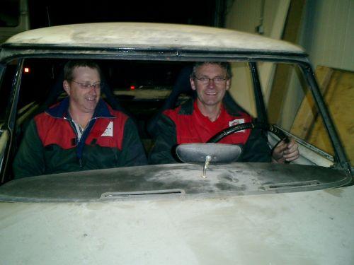 Raceseats Citroen DS Classic Rally