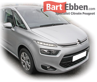 Large stock Citroen C4 Picasso used car parts with warranty and service - Breaker spares