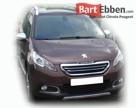 Used car parts Peugeot 2008 request