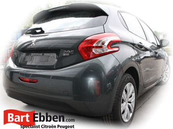 Peugeot 208 used car parts in online stock