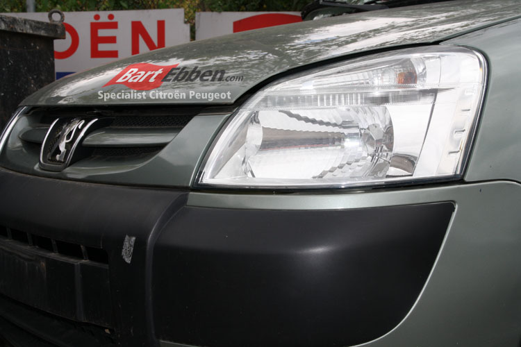 Send us a Peugeot Partner Van car part request