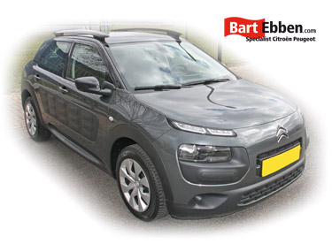 Request used car parts Citroen C4 Cactus with a warranty and advice here at Bart Ebben
