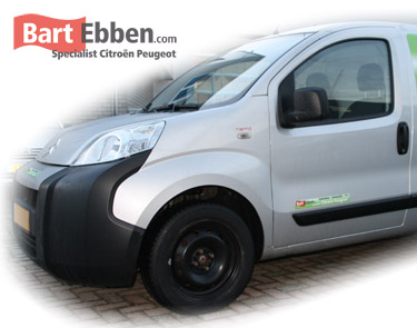 Used car parts Citroen Nemo van online with a warranty and proper advice