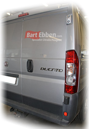 Used car parts Fiat Ducato with warranty and expert advice - request here