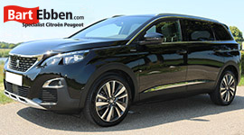 Used car parts Peugeot 5008 from 2017 in stock - ask us for the right spares