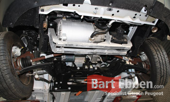 Used Citroen Berlingo Venturi electric motor and gearbox in stock