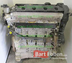 Citroen EW10J4 engine used with a warranty from specialist breaker