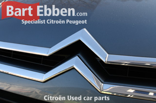 Citroen used car parts in a wide range straight from stock