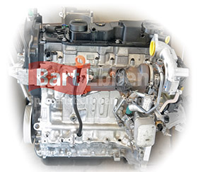 Peugeot 208 used engine with warranty Hdi Diesel and vti thp Petrol - send us a request