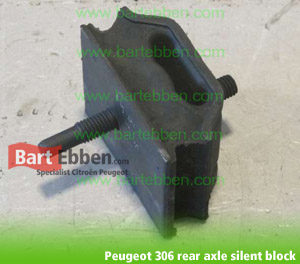 Peugeot 306 rear axle silent block