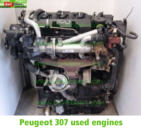 Peugeot 307 used engine - request a Motor here we will help you out