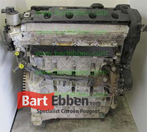 Peugeot EW10J4 engine used with a warranty from specialist breaker