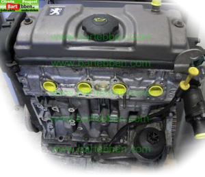 Request a Peugeot 206 used engine here - both petrol and diesel motors