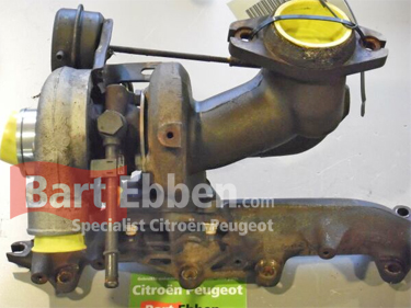 Used turbocharger Citroen XM online car parts